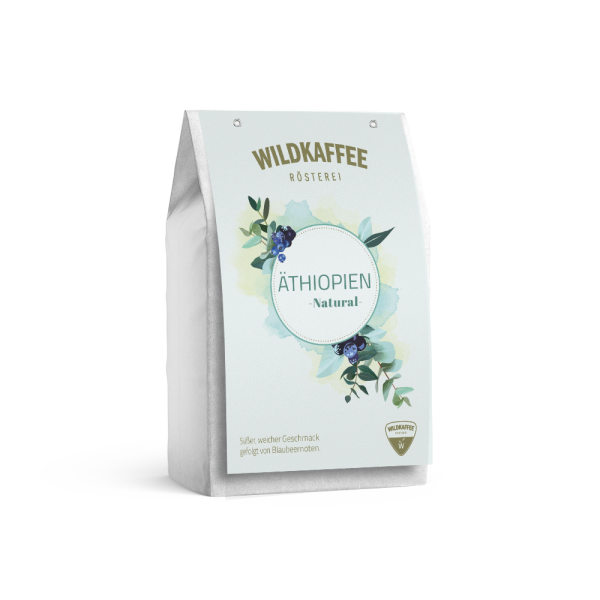 Wildkaffee Rösterei Äthiopien Natural