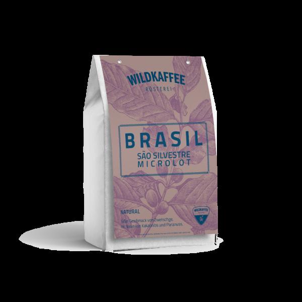 Brasil São Silvestre Microlot - Natural
