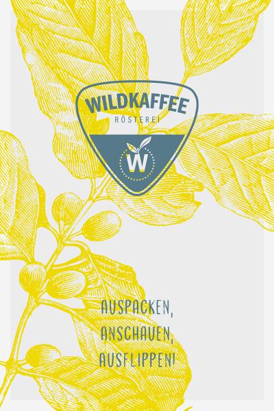 Wildkaffee Rösterei, Geschenkgutschein