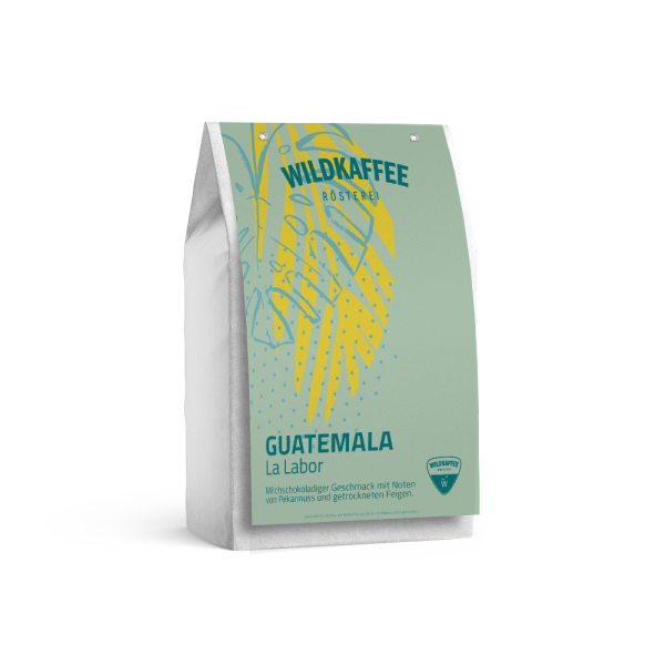 Wildkaffee Rösterei, Guatemala La Labor