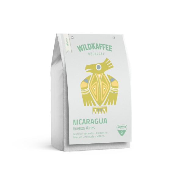 Wildkaffee Rösterei Nicaragua Buenos Aires Honey