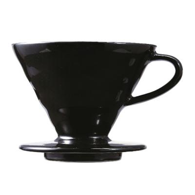 Hario Keramikhandfilter V60 Dripper 02 schwarz