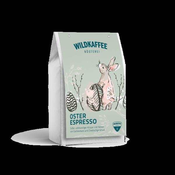Wildkaffee Rösterei, Osterespresso