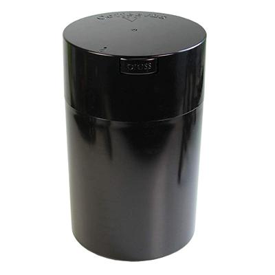 Wildkaffee Rösterei - Vakuum Dose 500g schwarz geschlossen