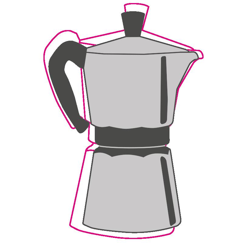 Herdkanne - Wie du deinen Kaffee am Herd aufbrühst