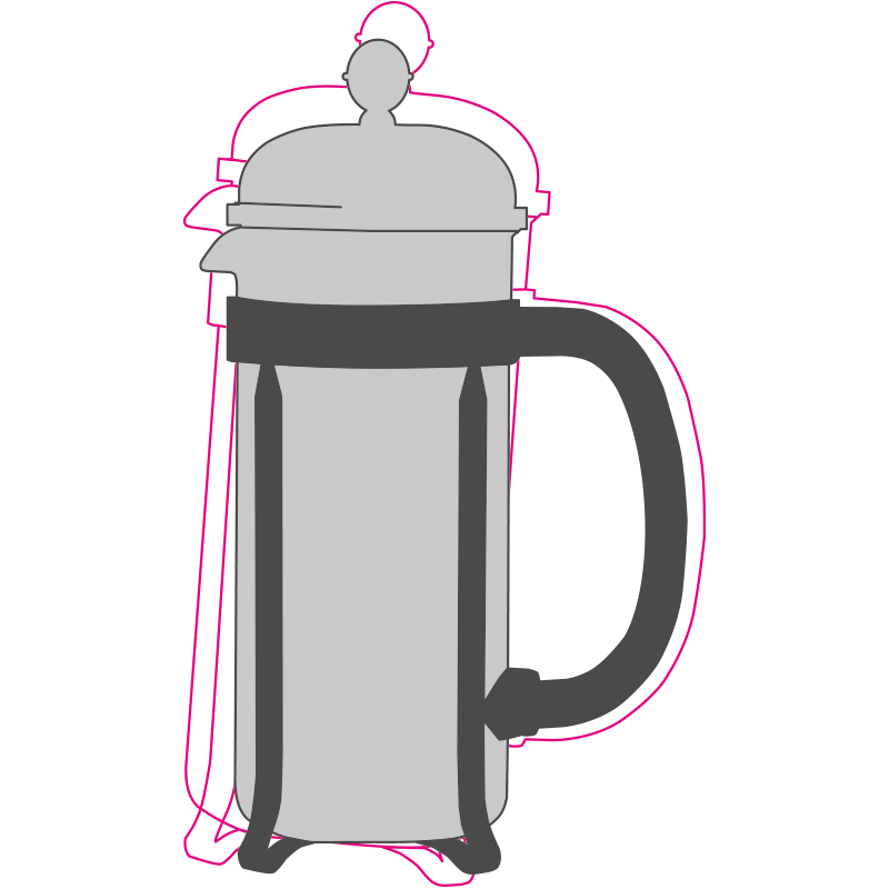 French Press - Wie du mit der French Press ausgewogenen Kaffee zubereitest