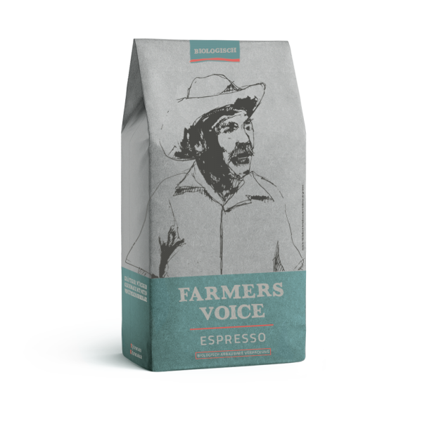 Farmers Voice, Espresso, Biologisch