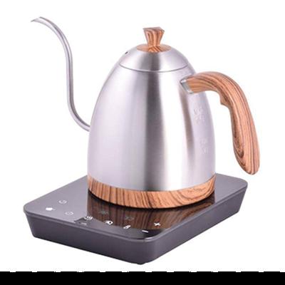 Wildkaffee Rösterei, Brewista Wasserkocher Artisan, Silber