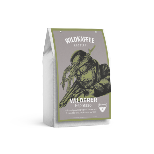 Wildkaffee Rösterei, Wilderer Espresso