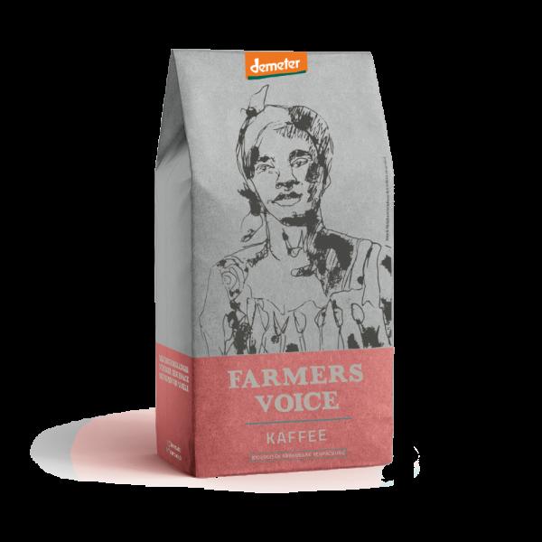 Farmers Voice, Kaffee, DEMETER