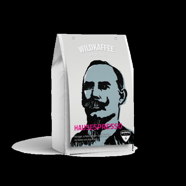 Wildkaffee Rösterei Hausespresso Kaffee
