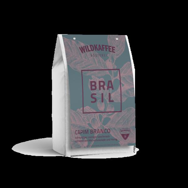 Wildkaffee Rösterei, Brasil Capim Branco, Kaffee