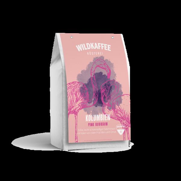 Wildkaffee Rösterei, Kolumbien, Pink Bourbon