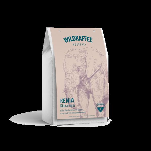 Wildkaffee Rösterei, Kenia Riakahara AB #86